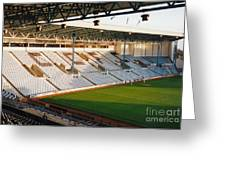 Coventry City - Highfield Road - East Stand Swan Lane 3 - October 1994 Greeting Card