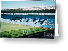 Coventry City - Ricoh Arena - East Stand 1 - July 2006 Greeting Card