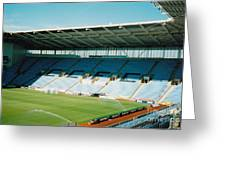 Coventry City - Ricoh Arena - North Stand 1 - April 2006 Greeting Card