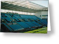 Coventry City - Ricoh Arena - South Stand 1 - July 2006 Greeting Card