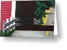 Covered Bridge No.1 Greeting Card