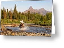 Cowboy Country Greeting Card