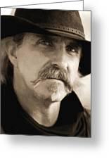 Cowboy Spirit Greeting Card