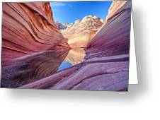Coyote Buttes 5 Greeting Card