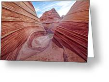 Coyote Buttes 6 Greeting Card