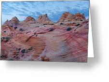 Coyote Buttes South Greeting Card