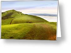 Coyote Hills Greeting Card