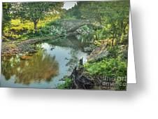 Stewart  Bridge Greeting Card