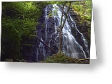 Crabtree Falls Greeting Card