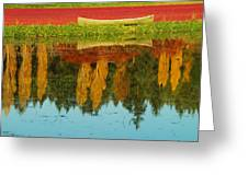 Cranberry Fields Greeting Card
