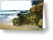 Crash Boat Beach, Pr Greeting Card