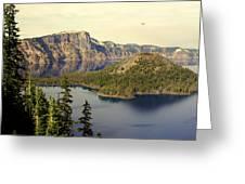 Crater Lake 6 Greeting Card