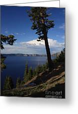 Crater Lake 7 Greeting Card