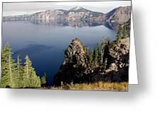 Crater Lake 7 Greeting Card
