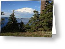 Crater Lake 8 Greeting Card