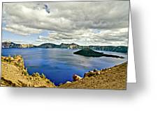 Crater Lake I Greeting Card