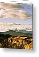 Crater Lake IIi Greeting Card