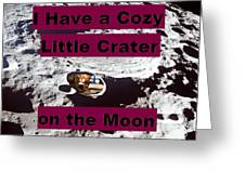 Crater11 Greeting Card