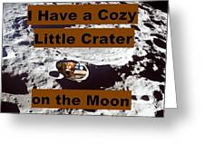 Crater13 Greeting Card