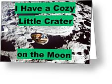 Crater20 Greeting Card