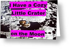 Crater23 Greeting Card