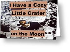 Crater26 Greeting Card