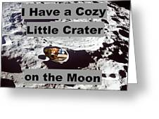 Crater27 Greeting Card