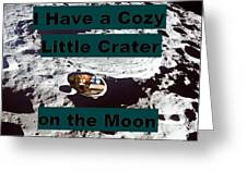 Crater28 Greeting Card