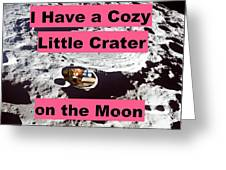 Crater29 Greeting Card
