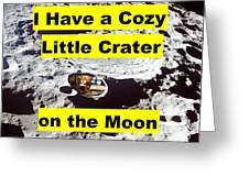 Crater4 Greeting Card