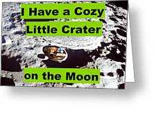 Crater5 Greeting Card