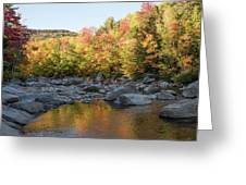 Crawford Notch State Park Greeting Card