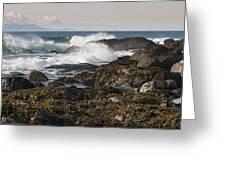 Creating Waves Greeting Card