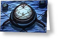 Creative Time Greeting Card