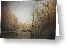 Creekside  Greeting Card