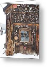 Crested Butte Co Greeting Card