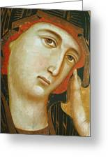 Crevole Madonna Greeting Card