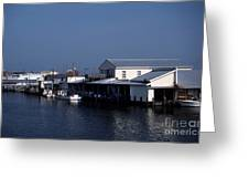 Crisfield Md Greeting Card