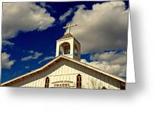 Crooked Creek Chapel Greeting Card