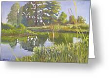 Cross Creek Greeting Card