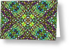 Cross Shine Greeting Card