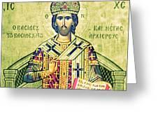 Crosses Dress Greeting Card