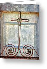 Crosses Voided - Artistic Greeting Card