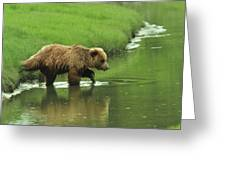Crossing The Bar Greeting Card