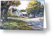 Crossroads Farmhouse Greeting Card