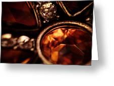 Crown Jewel Greeting Card