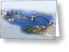 Cruise Sydney Greeting Card