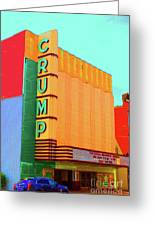 Crump Color Greeting Card