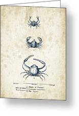 Crustaceans - 1825 - 25 Greeting Card