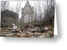 Crypt Vestry  Greeting Card